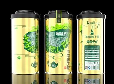 苦丁茶 玫瑰花茶 兰贵人 红茶包装设计