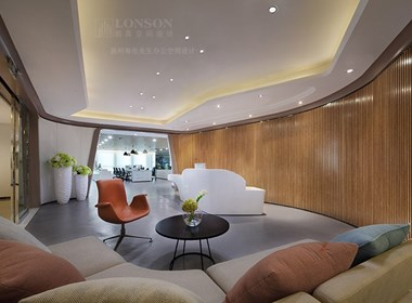 设计探寻三:办公空间样板房设计要点及案例赏析
