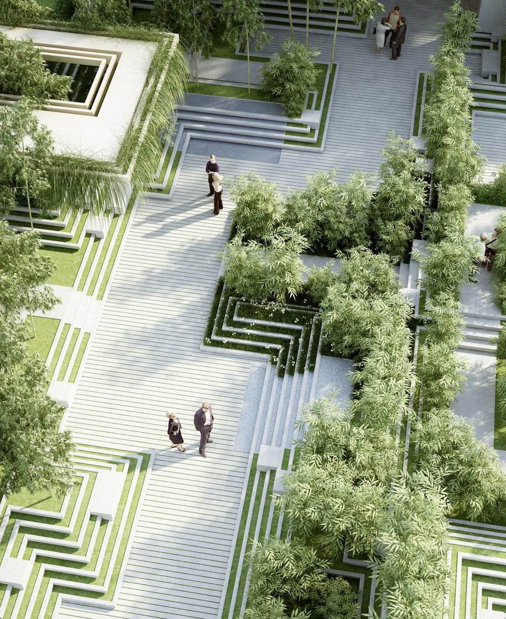 印度住宅景观-中国设计网