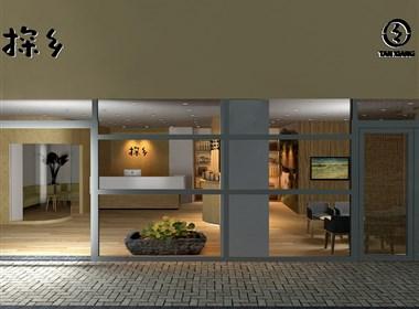 農業體驗館設計-深圳前意識設計