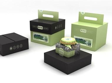 梵森果-辣木籽包装设计