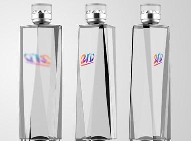 21°D白酒瓶设计