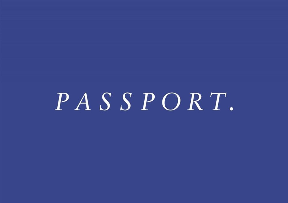 PASSPORT酒店VI设计公司形象