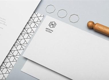 Aryana Tatum珠宝品牌形象设计