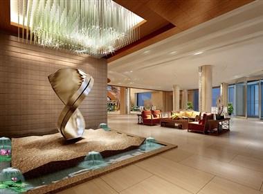 星级酒店设计装修——内蒙古凯莱酒店