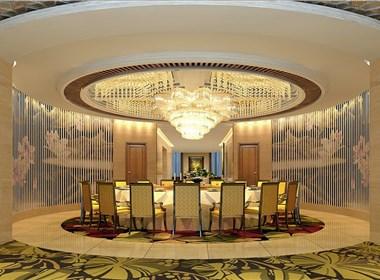河南专业星级酒店装饰设计——金鼎澳门国际饭店