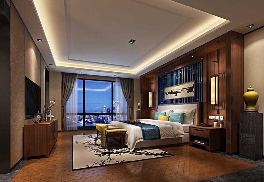 精品酒店设计装修——北京暖心阁精品酒店设计