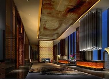 上海泰格数码  建筑效果图