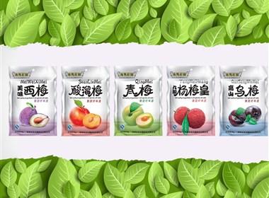 【百纳食品包装设计】海马庄园品牌整合案例