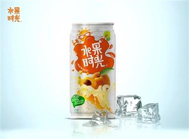 水果时光饮品包装设计