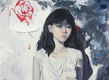 中国艺术家:温嘉蕙插画设计欣赏