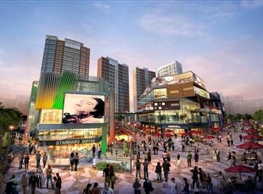 上海泰格数码  效果图制作