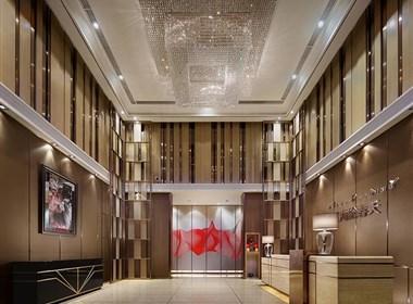 80后的时尚空间|成都海伦春天现代风格销售中心设计