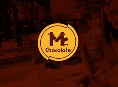 巧克力先生LOGO\VI\推广