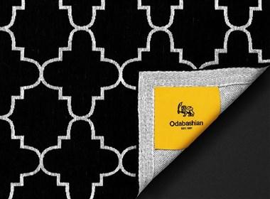 成都摩品VI设计公司欣赏-Odabashian地毯VI设计欣赏