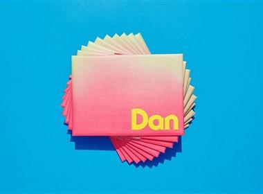 成都摩品品牌形象设计公司-Daniel Ehrenworth个人形象设计欣赏分享