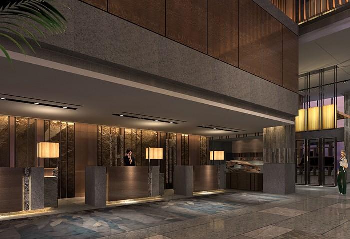 平凉专业特色宾馆设计公司—红专设计