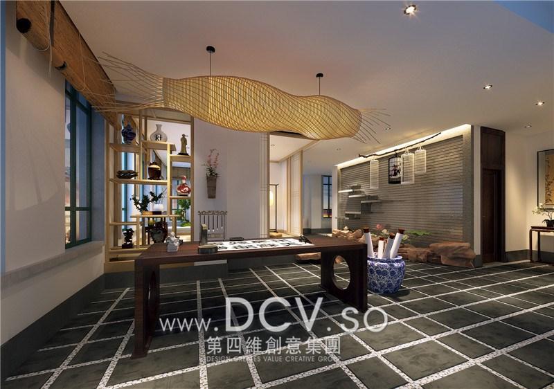 西安最炫的民宿酒店设计-97号motel驿站二期美式乡村复古主题客栈