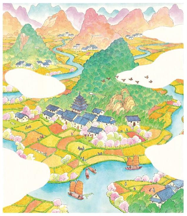 景绍宗原创作品童谣