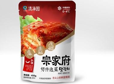 红创意宗家府韩国泡菜设计