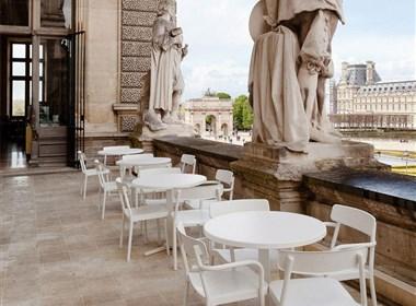 Mathieu Lehanneur 卢浮宫 Mollien 咖啡馆