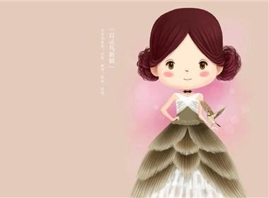 鸟儿新娘——百灵鸟新娘