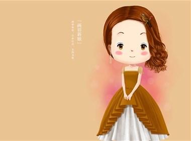 鸟儿新娘——画眉新娘
