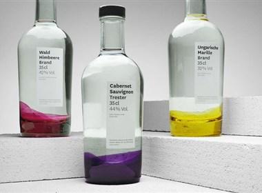 Edelbrand系列创意酒包装欣赏