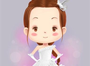 鸟儿新娘——鸽子新娘