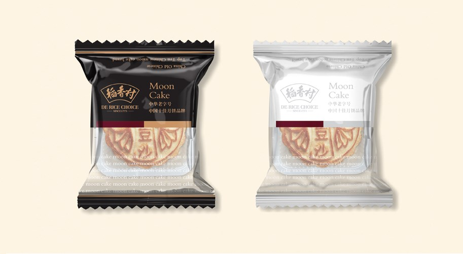 稻香村月饼——李华清包装案例分享