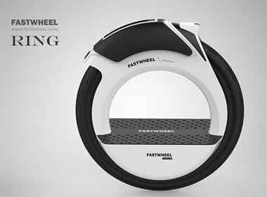 品向环轨电动独轮车设计  快轮环轨电动独轮车  代步工具设计  品向工业设计  PXID