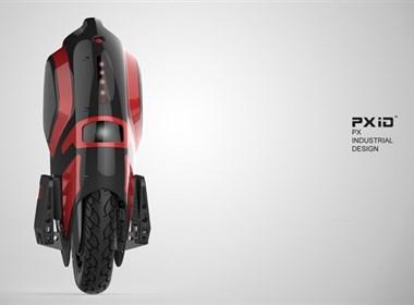 品向电动独轮车 璐琪电动独轮车 代步工具设计 品向工业设计 PXID