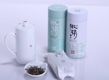 古树普洱茶 嫩梢 茶叶包装设计 茶叶棉纸包装设计 普洱茶包装设计 铁盒包装设计 新道设计