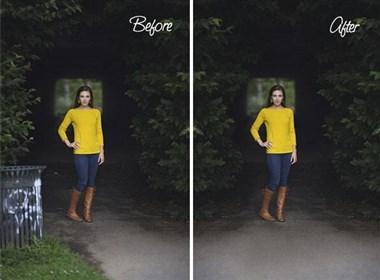 如何在Photoshop中创建对称轻松6步