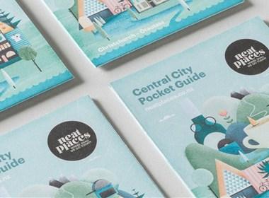 Neat Places城市旅游指南设计