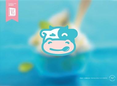 冰激凌品牌形象设计