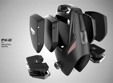 品向工业设计 平衡车设计 代步工具设计