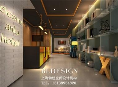 国际时尚范儿的河南郑州青枫白露特色主题精品酒店设计方案