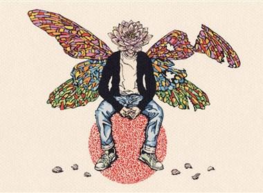 天马行空的想象力: Takeo Doman插画作品欣赏
