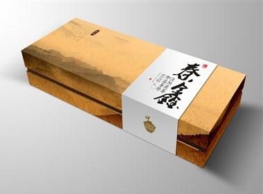 速溶茯砖茶包装设计|三川设计|