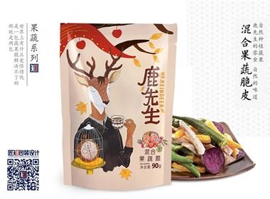 果蔬脆包装设计