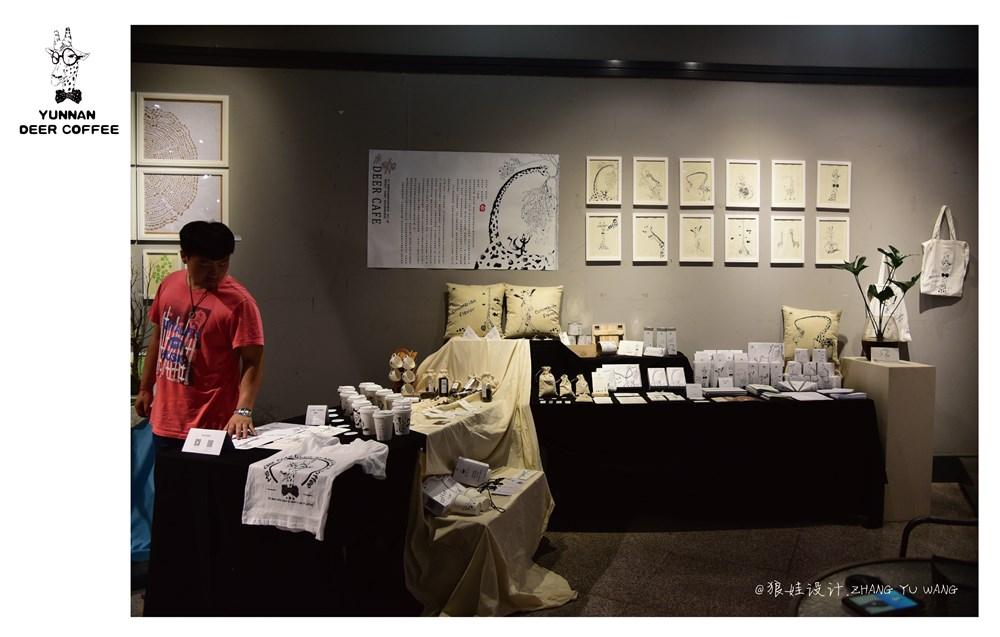毕业展览场景图-中国设计网图片