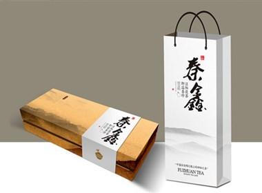 秦鑫生物科技 包装设计