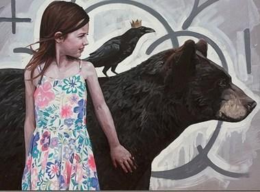 儿童与动物