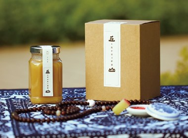 丘山蜂蜜.品牌传播设计
