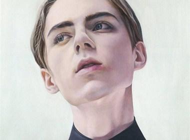 美国艺术家:Kaspian Shore(陆渊)肖像绘画