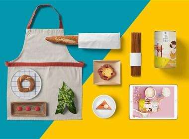 黄桃姑娘品牌包装设计