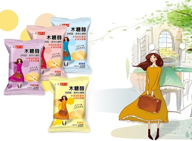 【百纳食品包装设计】上海谷悦园品牌整合案例2.0