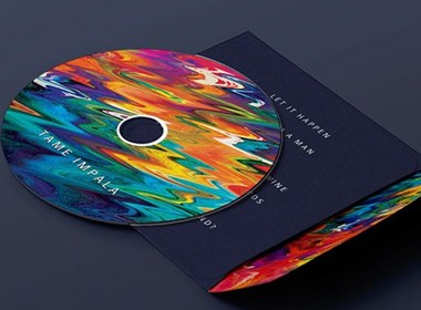 丹麦Veronika创意CD唱片设计