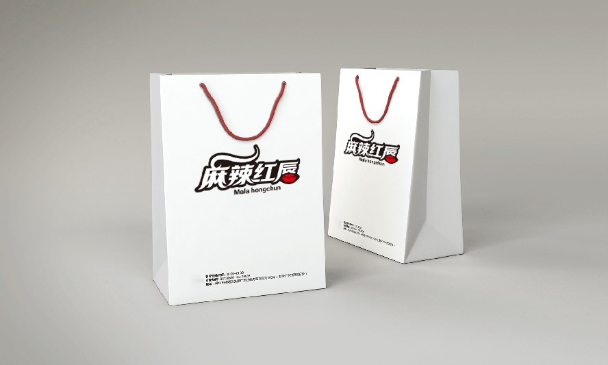 麻辣红唇字体LOGO设计-中国设计网2间设计楼房图片